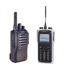 PTI Talkie walkie