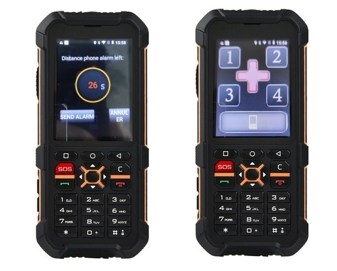 RG170 Téléphone PTI